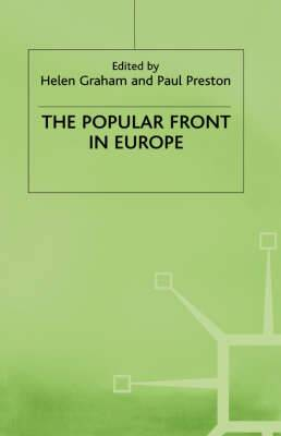 The Popular Front in Europe