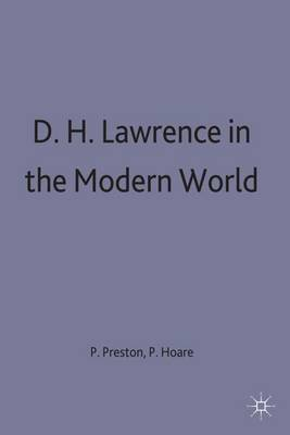 D.H.Lawrence and the Modern World