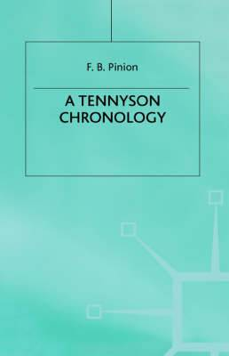 A Tennyson Chronology