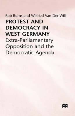 Protest and Democracy in West Germany