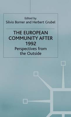 The European Community After 1992: Perspectives from the Outside