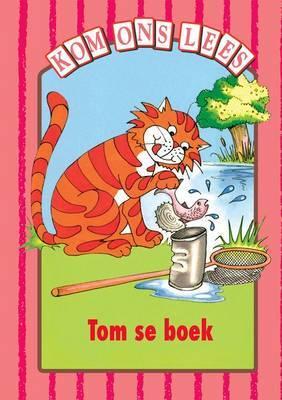 Tom Se Boek: pienk: Gr 1: Reader