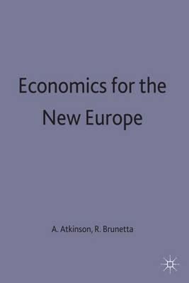 Economics for the New Europe