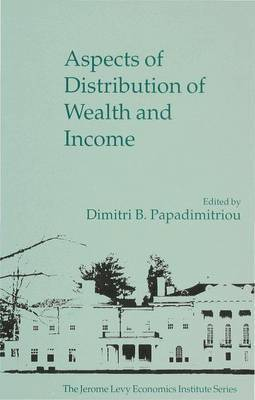 Aspects of Distribution of Wealth and Income