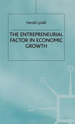 The Entrepreneurial Factor in Economic Growth