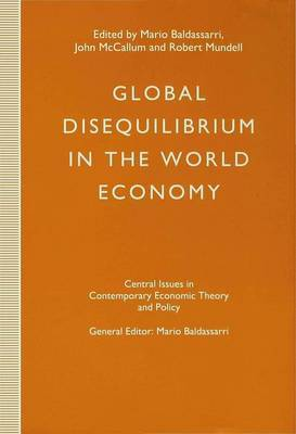 Global Disequilibrium in the World Economy: 1992