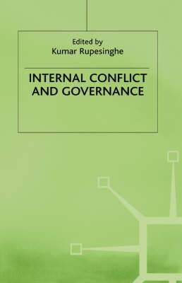 Internal Conflict and Governance