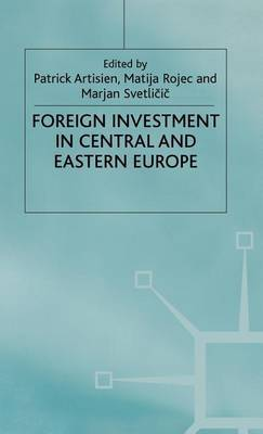 Foreign Investment in Central and Eastern Europe: 1993