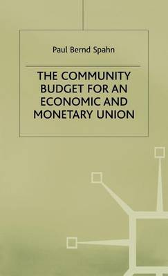 The Community Budget for an Economic and Monetary Union