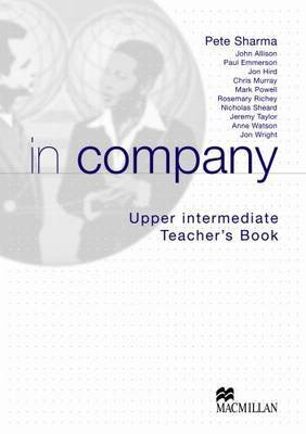 In Company Upper Intermediate: Teacher's Book