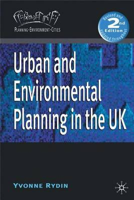 Urban and Environmental Planning in the UK: 2003