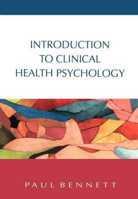 Introduction to Clinical Health Psychology