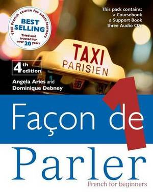 Facon de Parler: French for Beginners: Pt. 1: Activity Book