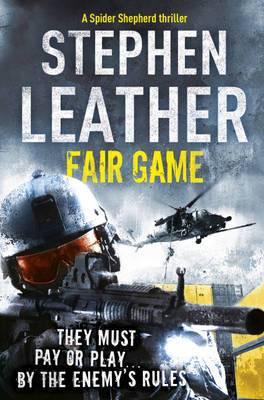 Fair Game: The 8th Spider Shepherd Thriller