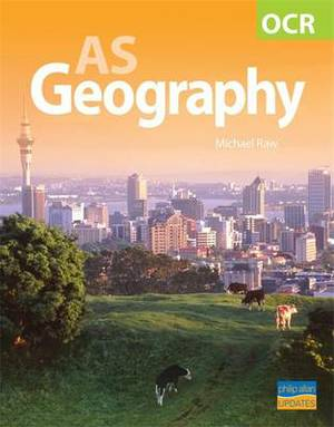 OCR AS Geography Textbook