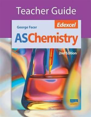 Edexcel AS Chemistry Teacher Guide (+ CD)