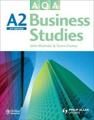 AQA A2 Business Studies: Textbook