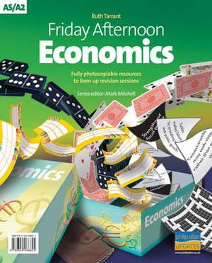 Friday Afternoon Economics A-Level Resource Pack + CD