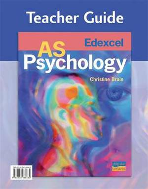 Edexcel AS Psychology Teacher Guide (+ CD)