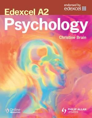 Edexcel A2 Psychology: Textbook
