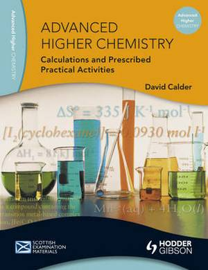 Advanced Higher Chemistry Calculation and PPAs