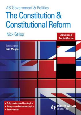 The Constitution and Constitutional Reform Advanced Topic Master