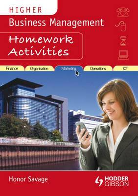 Higher Business Management Homework Activities
