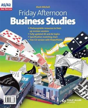 Friday Afternoon AS/A2 Business Studies Resource Pack 2nd Edition + CD
