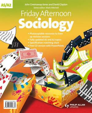 Friday Afternoon AS/A2 Sociology Resource Pack + CD