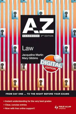 A-Z Law Handbook