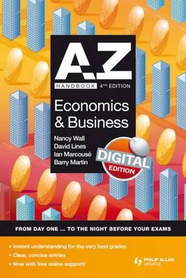 A-Z Economics and Business Handbook