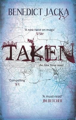Taken: An Alex Verus Novel