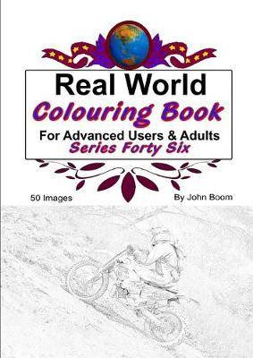 Real World Colouring Books Series 46