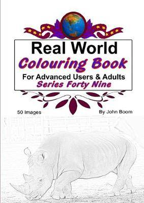 Real World Colouring Books Series 49