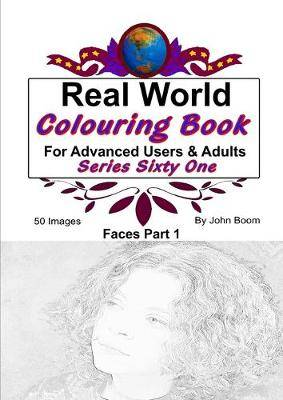 Real World Colouring Books Series 61