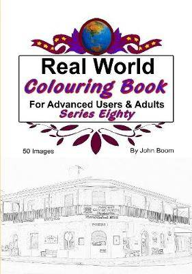 Real World Colouring Books Series 80