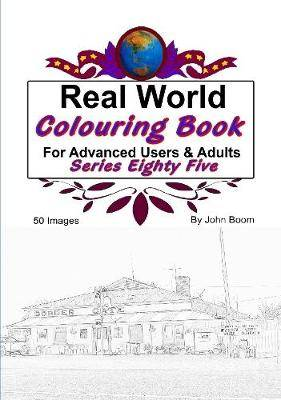 Real World Colouring Books Series 85