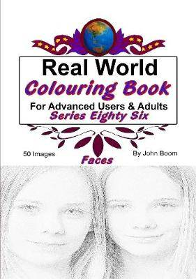 Real World Colouring Books Series 86