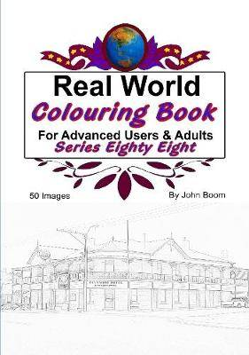 Real World Colouring Books Series 88