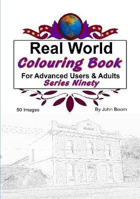 Real World Colouring Books Series 90
