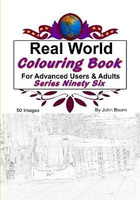Real World Colouring Books Series 96