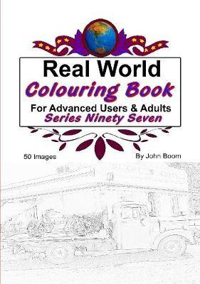 Real World Colouring Books Series 97