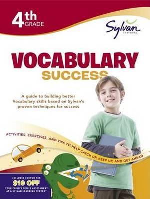 Fourth Grade Vocabulary Success (Sylvan Workbooks)