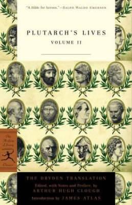 Mod Lib Plutarch's Lives Vol Ii