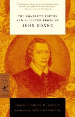 Mod Lib The Complete Poetry & Selected Prose Of John Donne