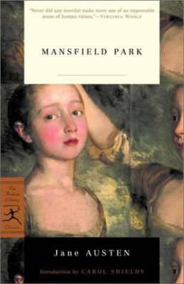 Mod Lib Mansfield Park