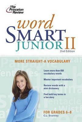 Princeton Review: Word Smart Junior