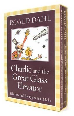 Charlie and the Chocolate Factory/Charlie and the Great Glass Elevator Boxed Set