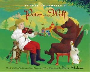 Sergei Prokofiev Peter and Wolf