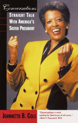 Conversations: Straight Talk with America's Sister President